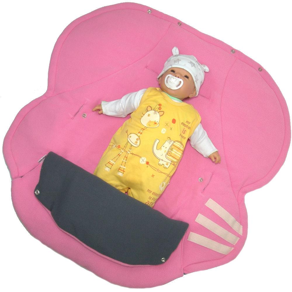 baby einschlagdecke f r babyschale kuscheldecke fu sack schlafsack ebay. Black Bedroom Furniture Sets. Home Design Ideas